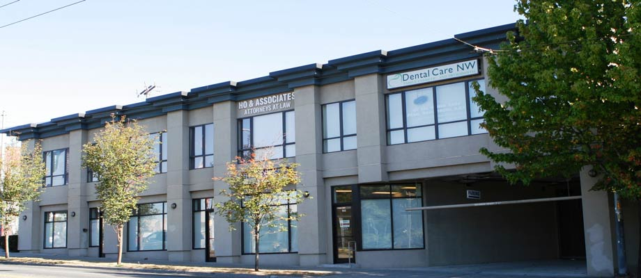 Dental Care NW Building - 502 Rainier Avenue South, #203 Seattle, WA 98144